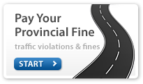 Pay Provincial Fines Online