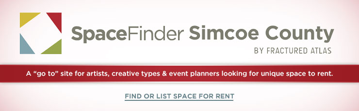 SpaceFinder Simcoe County: Find or List Space for Rent