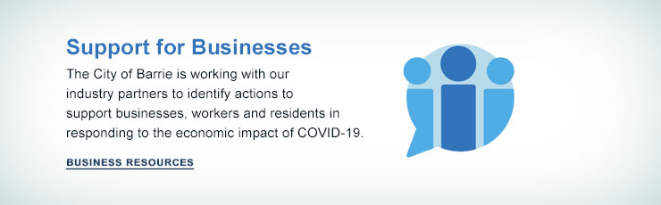 Business Info and Support During COVID-19