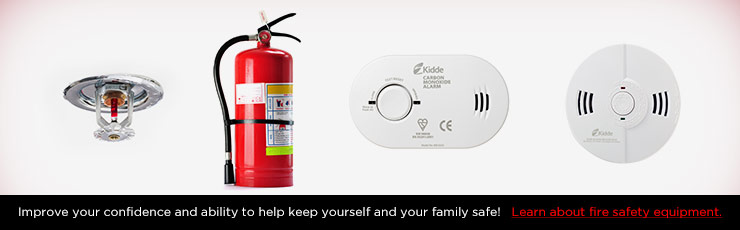 Learn about Fire Safety Equipment