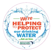 Source Water Protection Logo (for businesses)