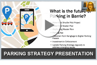 video thumbnail: Parking Strategy Presentation