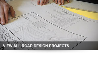 button: View All Road Design Projects
