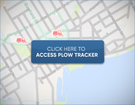 Access Barrie Plow Tracker
