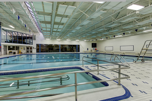 Allandale recreation centre for Waterloo rec centre swimming pool