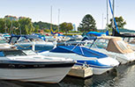button: Marinas & Boat Launches