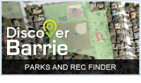 thumbnail image: Parks and Rec Finder