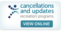 Cancellations and Updates
