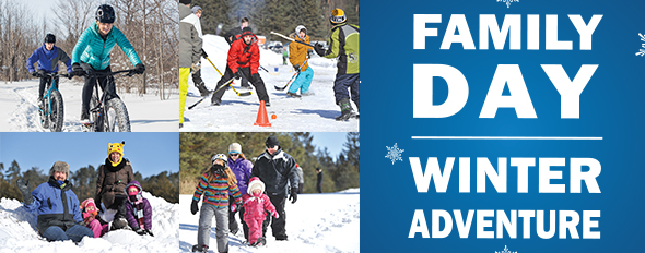 Family Day Winter Adventure