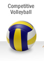 Competitive Volleyball Leagues