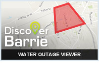 thumbnail: Water Outage Viewer