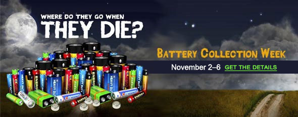 Battery Collection Week
