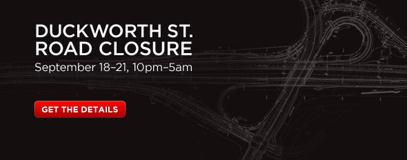 Duckworth Street Nightly Closure