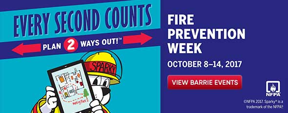 Fire Prevention Week Events