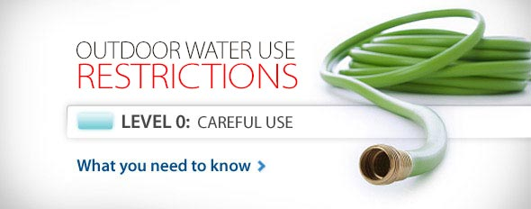 Outdoor Water Use Restrictions