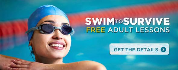 Swim To Survive Free Adult Swimming Lessons