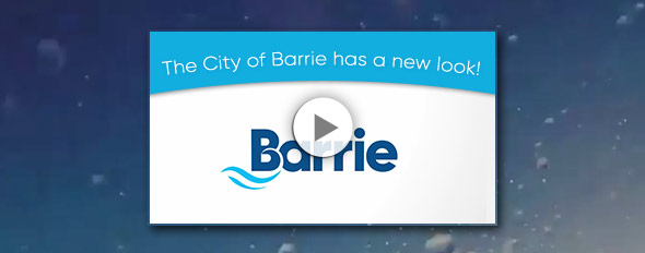 The City of Barrie has a new look!